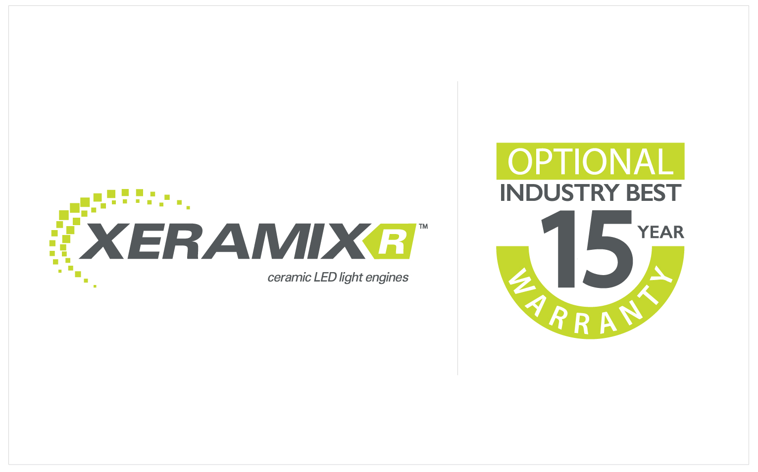 Xta 20 square xerolighting xeramixr warranty 15 year logo 1betcityfo Gallery